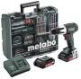 METABO  SB18 LT Set
