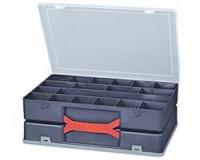 Krabica PVC 360x250x110 obojstr.veľká PATROL
