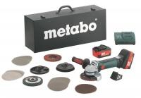 METABO W 18 LTX 125 Inox Set