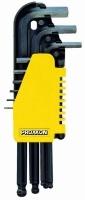 Proxxon Sada kľúčov zástrčných Inbus 9dielna