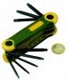 Proxxon Sada kľúčov zástrčných TRX 9-40 8 dielov v rukoväti 23954